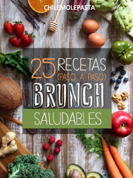 ebook recetas de brunch saludable