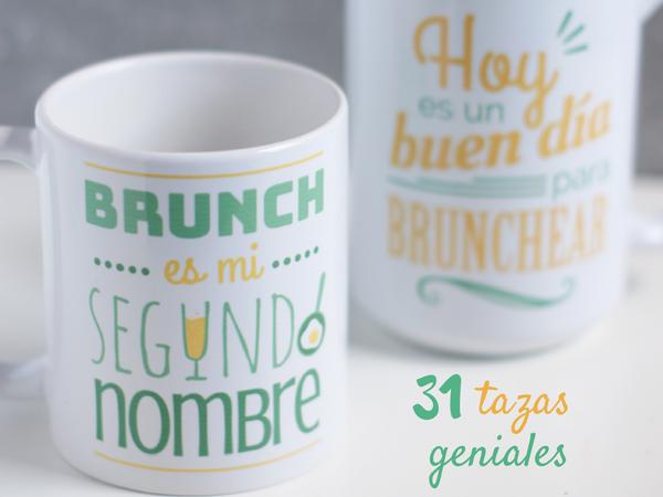 31 tazas perfectas como ideas regalo