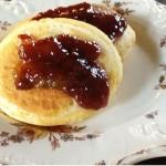 Pancakes del brunch en Ocanya