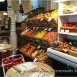 Woki - organico - Brunch en Barcelona - Verduras organicas