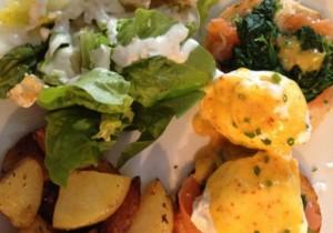 Recetas de brunch - Huevos Benedict - Picnic