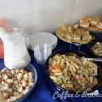 Brunch buffet libre internacional en El Clot–Baci d'Angelo-Buffet salado
