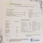 Brunch buffet libre internacional en El Clot–Baci d'Angelo-Carta