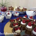 Brunch buffet libre internacional en El Clot–Baci d'Angelo-Chocolate