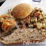 Brunch buffet libre internacional en El Clot–Baci d'Angelo-Plato