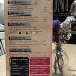 Un brunch sencillo pero barato-L'Angolino-Carta Brunch
