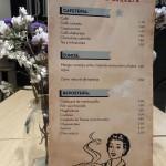 Un brunch sencillo pero barato-L'Angolino-Carta Cafeteria