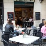 Un brunch sencillo pero barato-L'Angolino-Terraza