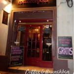 Drunch en Gracia-Rosso Porpora-