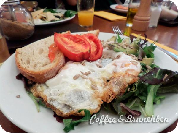 Cafetería con cocina ecológica en Gracia - Mama's Cafe