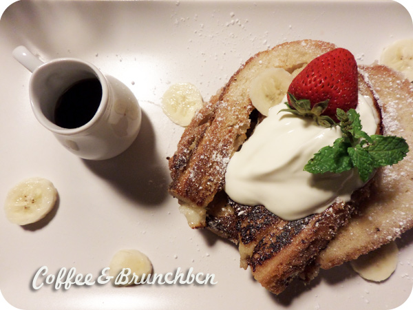 Brunch en Urquinaona-Petit Pot-French toast