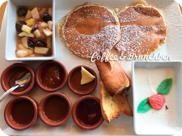 Brunch en Montpellier-Le Patacrepe-Plato dulce