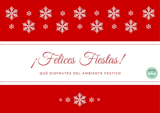 ¡Felices Fiestas con las ofertas exclusivas de brunch en Barcelona!