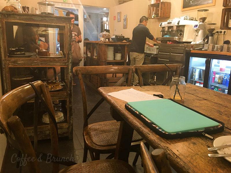 Cafeteria con Wi-Fi en Barcelona - Spice Café