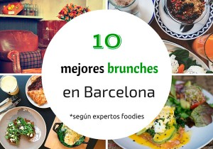 mejor brunch en Barcelona