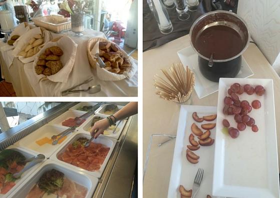 Brunch buffet en Mallorca