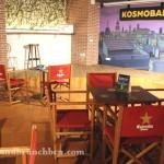 Sala conciertos de Kosmobar