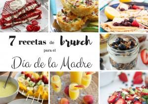 Recetas de brunch para el dia de la madre