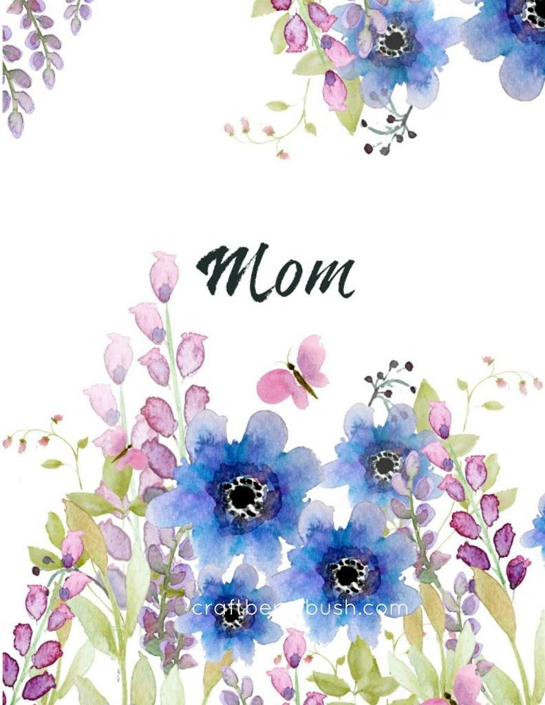 descarga tarjeta gratis para el dia de la madre