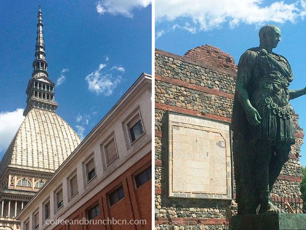 Visita a Turín y su Mole Antonelliana
