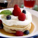 Pancakes en Trópico