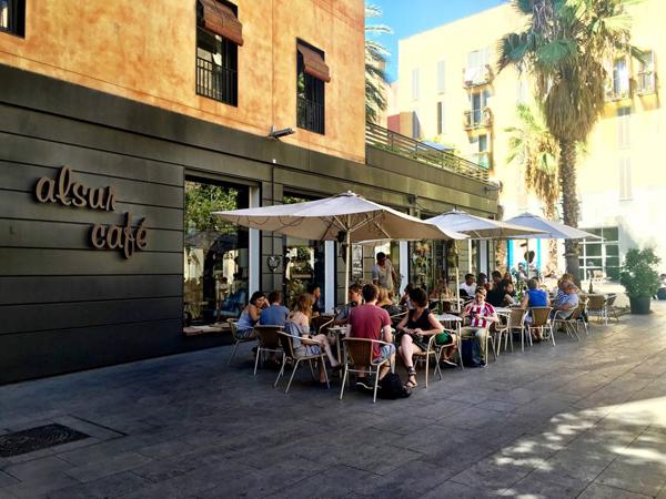 Brunch en terraza en Barcelona-Terraza-Alsur-Cafe