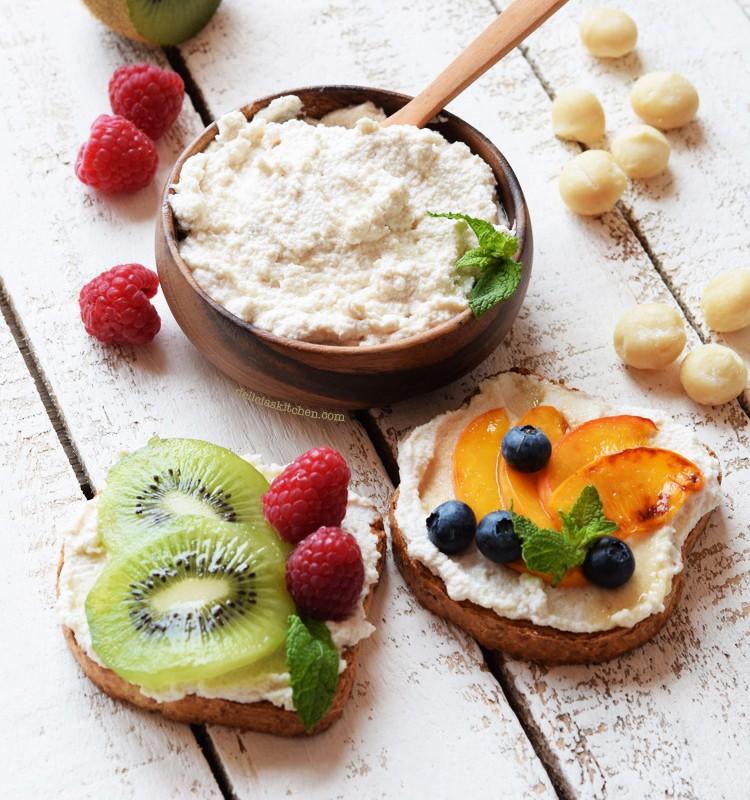 ricotta-dulce-de-macadamias-brunch-vegano