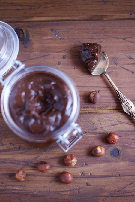 Como hacer nutella - receta brunch saludable
