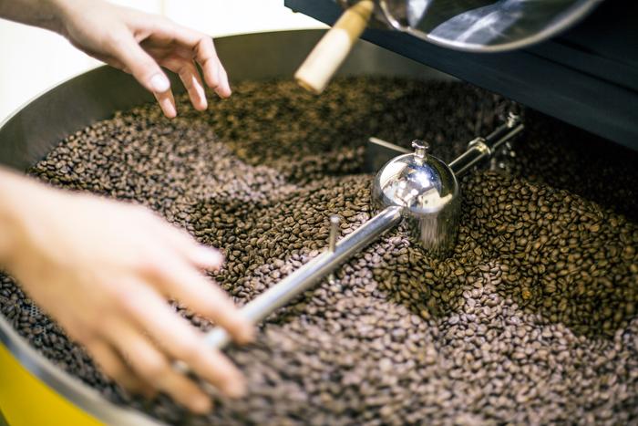Que es el café de especialidad - Proceso de tueste