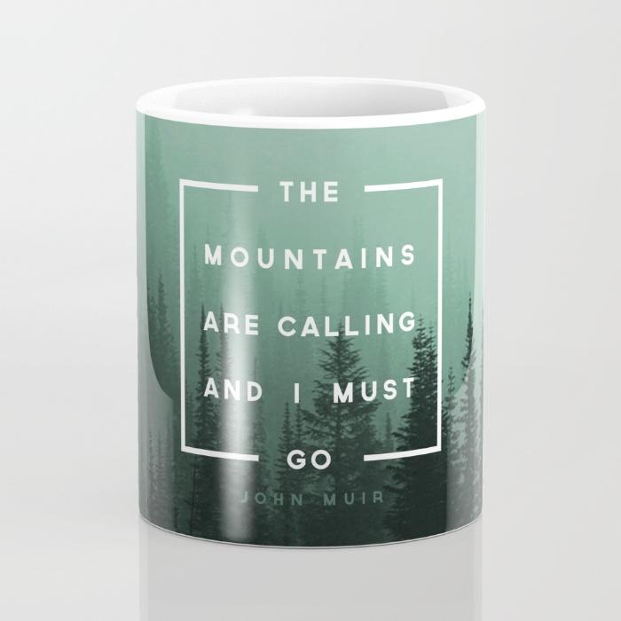 Tazas para regalar - Para amante de las montañas