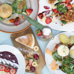 Brunch en Think sweet - Nuevo brunch en Barcelona