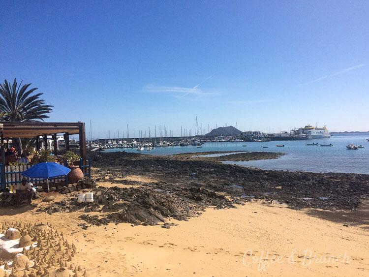 Brunch en Fuerteventura - Mezclando trabajo con placer - Corralejo